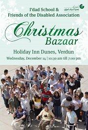 Christmas Bazaar - Friends of the Disabled Association