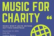 Music for Charity at Kudeta