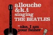 "Allouche & K.T ""singing the Beatles"
