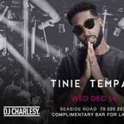 URBN Wednesdays Presents: Tinie Tempah