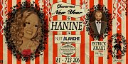 New Year Eve 2017 - Hanine at Nuit Blanche
