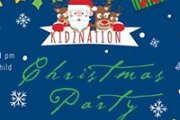 KIDZNATION's Christmas Party