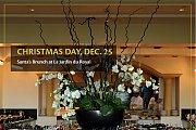 Christmas Day at Le Royal