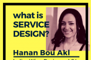 Ladies Wine & Design Beirut X Hanan Bou Akl | What is service design?