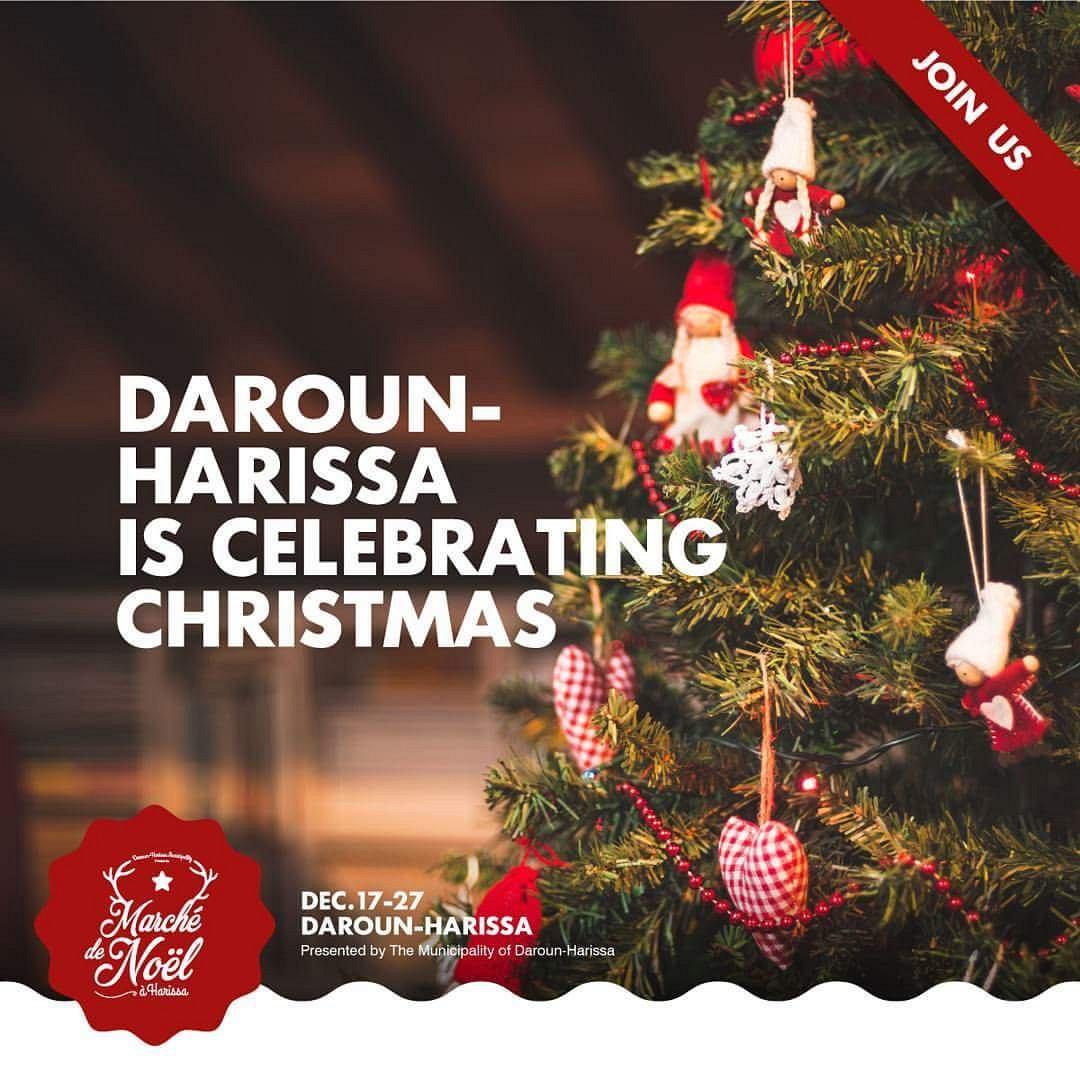 Marché de Noel a Harissa « Lebtivity