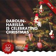 Marché de Noel a Harissa
