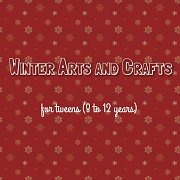Winter Arts and Crafts for Tweens