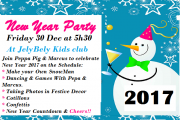 New Year Party at JelyBely
