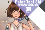 Paint Tool SAI software workshop
