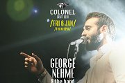 George Nehme Concert at Colonel Beer