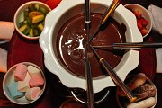 Fondue Night at Starlight Lounge