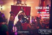 """Serge Jamo chante """"Les Légendes De La Chanson Française"""""""