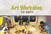 Exciting Art workshop at Beirut Art Studio