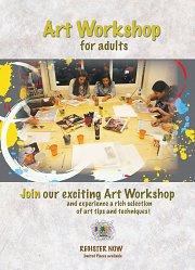 Exciting Art workshop at Beirut Art Studio