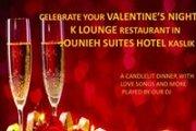 Valentine's night at Jounieh Suites Hotel