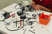 Tech and Robotics Classes for Teens