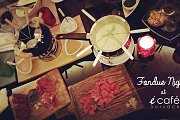 Fondue Night at éCafé Sursock