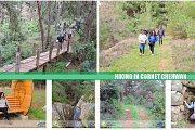 WALK LEB Hiking Cornet Chehwan
