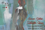 Silhouettes Colorées | Solo Exhibition by Hassan Yateem