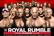 ROYAL RUMBLE live viewing at VOX Cinemas