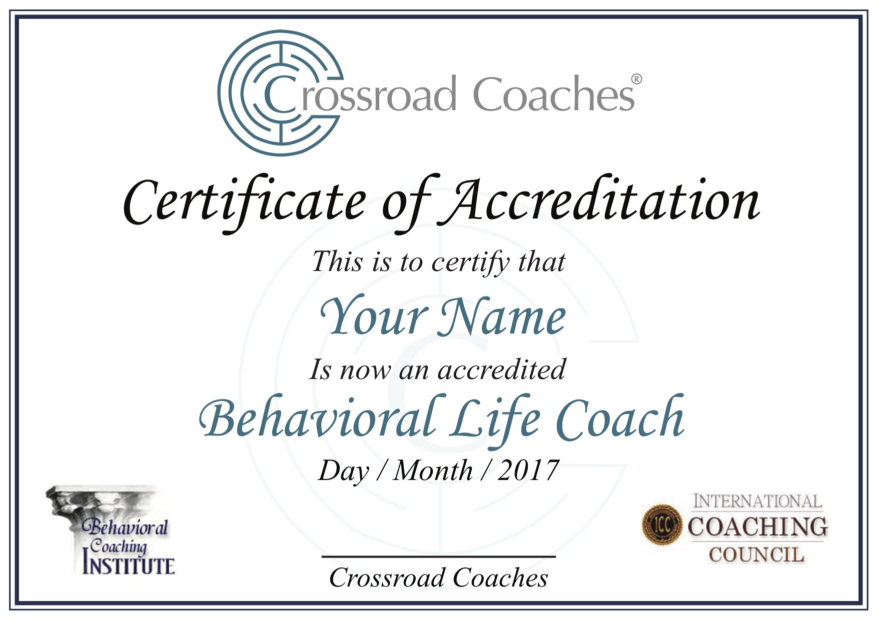 Accredited behavioral life coaching certification lebtivity xflitez Images