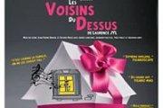 Les Voisins Du Dessus - Piece de Theatre au profit de CHANCE