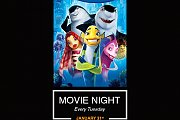 Movie Night at Memory Lane - Shark Tale