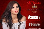 Valentine With Asmara & Her Band at Le Bristol Hotel