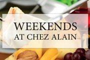 Weekends at Chez Alain: Cheese Fondue & Cheese & Wine Nights