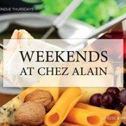 Weekends at Chez Alain: Cheese Fondue & Cheese & Wine Nights