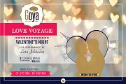 Love Voyage - Valentine event at Goya