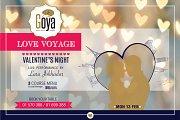 Love Voyage - Valentine event at Goya