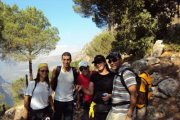 Hiking Qannoubine with O Club