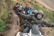 MUDDY ATV RIDE with Skyline Team