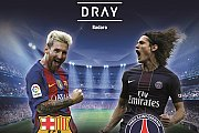 FC Barcelona vs. Paris Saint Germain at DRAY Badaro