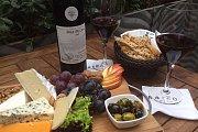 Wine & Cheese at Bareo