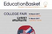 Education Basket's College Fair at Dawawine, Beirut