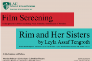 Film Screening: Rim and Her Sisters