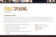 Public Speaking Course at LAU