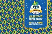 Carnival Brasiliban 2017