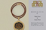 """MOSAICS"" Exhibition by Wafa & Sonia TWAL at Dehab"
