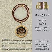 """MOSAICS"" Exhibition by Wafa & Sonia TWAL at Dehab"
