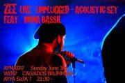 ZEE Live Unplugged-Acoustic every Sunday