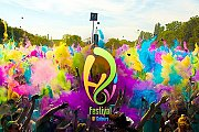 Holi Festival of Colours - Beirut 2017