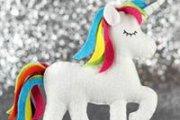 DIY Unicorn Softie