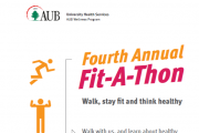Fourth Annual Fit-A-Thon