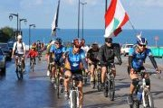 Tour of Beirut for Unity in Lebanon