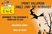 Halloween for Kids @ Jungle Land - ABC Achrafieh