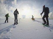 Snowshoeing & IGLOO Workshop with SAMANAS
