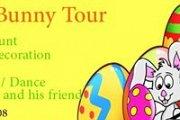 The easter Bunny tour // La tournée du lapin de paques